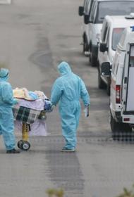 В России выявили более 19,5 тысячи новых случаев заражения коронавирусом
