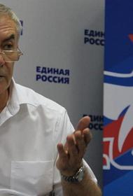 Депутат ЗСК обсудил вопросы патриотического воспитания молодежи