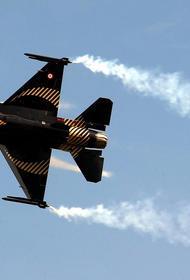 Сайт Avia.pro: турецкие истребители F-16 могли наносить удары по армянским силам во время войны в Нагорном Карабахе