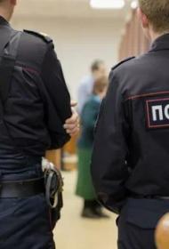 49 человек были доставлены в полицию после массовой драки в центре Москвы