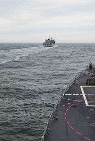 Издание Avia.pro: НАТО может готовить плацдарм для удара по России со стороны  Азовского моря
