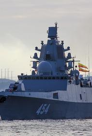 Портал Sohu: военные США получили «неожиданное» сообщение от флота России во время его учений в Беринговом проливе