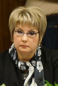 Сенатор от Хабаровского края Грешнякова намерена подать в суд на Жириновского