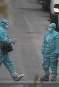 В России выявили 19 286 новых случаев заражения COVID-19