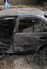 ИГ взяла ответственность за обстрел аэропорта Кабула в понедельник