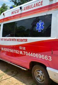 За сутки в Индии двенадцать детей скончались от неизвестной вирусной лихорадки