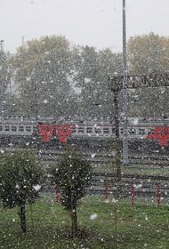 Синоптики предупреждают, что в 11 регионах России уже в начале сентября может выпасть снег
