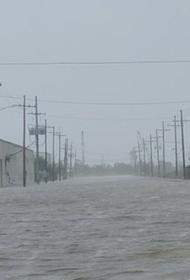 На юг США обрушился ураган «Ида», поменявший течении реки Миссисипи