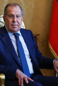 Глава МИД Лавров считает подлым то, как интерпретировали его высказывание про Сталина