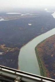 Площадь лесных пожаров в Якутии превысила 8 млн га