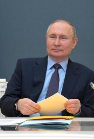 Школьник во время разговора о Северной войне на просветительском марафоне поправил Путина