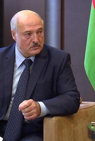 Лукашенко высказался о необходимости военных учений с Россией: Белоруссия тренирует свои ВС на случай, «если не дай бог»