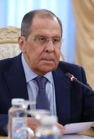 Лавров заявил, что высказывания Зеленского о «грязном» российском газе были сделаны «не от большого ума»