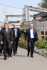 На ВгАЗе прошло заседание совета по развитию промышленности и ТЭК