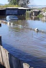 В Бурятии из-за паводков введён режим ЧС