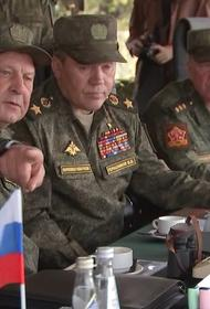 Герасимов проверил в Нижегородской области готовность войск к учениям «Запад-2021»