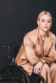 Кандидат-колясочник от Партии роста сломала шейку бедра из-за отсутствия пандуса