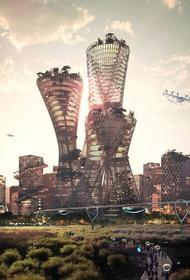 В американской пустыне построят самый экологически чистый город в мире