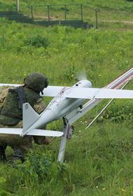 В Калининградской области разведчики 11-го АК Балтфлота провели тренировки с применением БПЛА