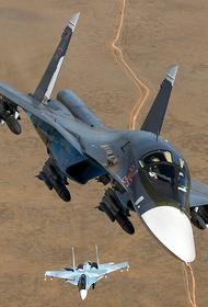 Avia.pro: ВКС России сбросили на протурецких боевиков в сирийском Идлибе термобарическую бомбу