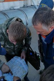 Хабаровские спасатели ведут операции по поиску четырех человек