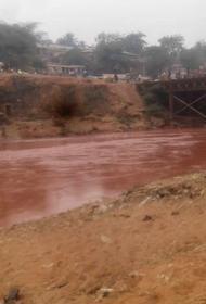 4,5 тысячи жителей Конго заболели из-за утечки ядовитых отходов