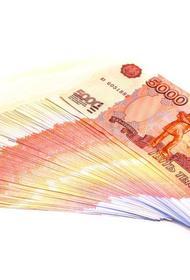 Сколько россиян получают официальную зарплату более одного миллиона рублей в месяц