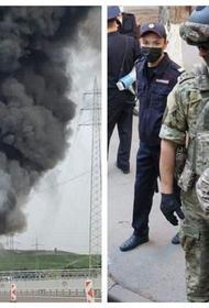 Исполнители подрыва газопровода в Крыму дают признательные показания