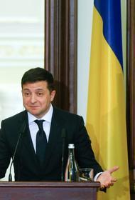 Зеленский заявил о новом формате переговоров по мирному процессу в Донбассе