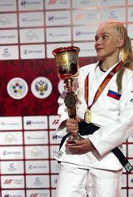 Дзюдоистка из Челябинска успешно выступила на международном турнире
