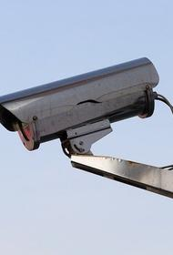 Камеры видеонаблюдения зафиксировали предполагаемый момент похищения девочек в Кузбассе