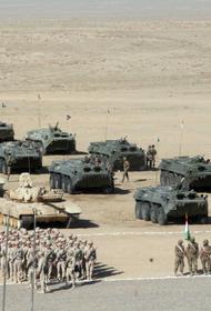 В Киргизии начались масштабные совместные манёвры стран войск ОДКБ