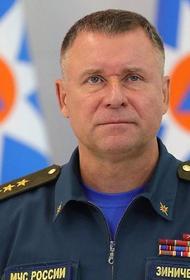 Оператор, которого пытался спасти глава МЧС Зиничев, погиб