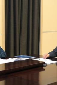 Путин назвал Зиничева «надежным другом» и «профессионалом высочайшего уровня»