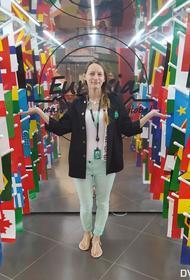 Хабаровчанка представила Колумбию на международном форуме