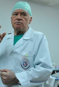 Кардиохирург Лео Бокерия рассказал о влиянии COVID-19 на сердечно-сосудистую систему