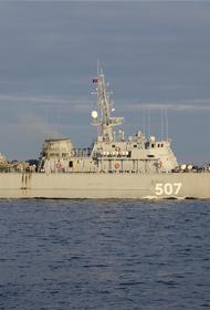 Российский военный флот получит еще 10 тральщиков