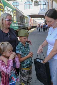 Уникальный музей «Поезд Победы» в Приморье принял 200-тысячного посетителя