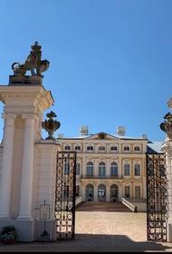 Рундальский дворец: тайны латвийского Версаля