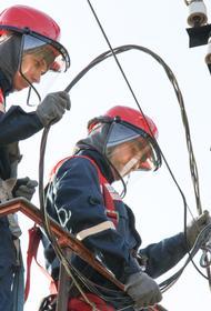 Энергетики подключили почти 3 000 новых потребителей в сочинском энергорайоне