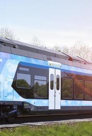 Водородные локомотивы могут быть дешевле дизельных