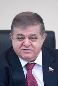 Сенатор Джабаров назвал «данью русофобской моде» продление Евросоюзом санкций против граждан РФ