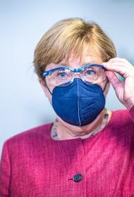 Канцлер Меркель заявила о поддержке Германией «Северного потока - 2»  и необходимости гарантий