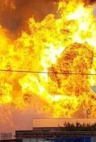 Загорелась крупнейшая ТЭС в Африке