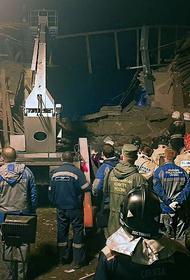 Из-под завалов дома в Липецкой области после взрыва газа извлекли тело третьего погибшего