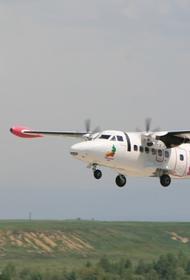 Появилась информация о состоянии пассажиров на борту самолета L-410