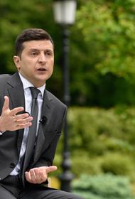 Зеленский заявил, что президент США Байден поддержал амбиции Украины по членству в НАТО