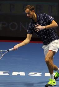 Теннисист Даниил Медведев выиграл US Open
