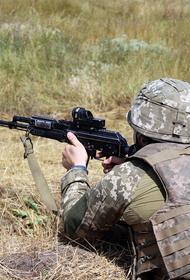 Под Донецком военные ДНР уничтожили противотанковой ракетой украинского морпеха