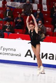 На прокатах в Челябинске 17-летняя фигуристка выполнила уникальную программу